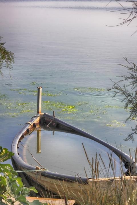 LG-SB Photographie @photographeamontpellier  nature et paysage Barque au Grau du ROI