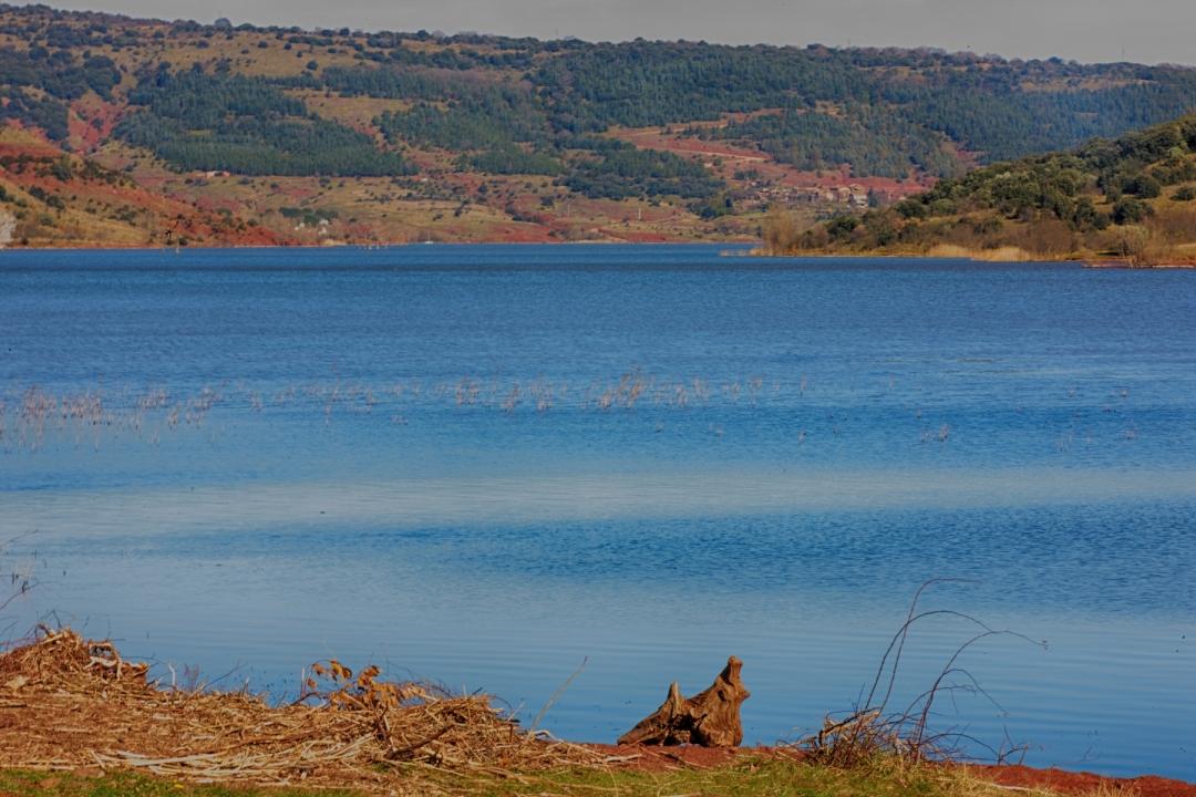 LG-SB Photographie @photographeamontpellier  nature et paysage Lac du Salagou 4