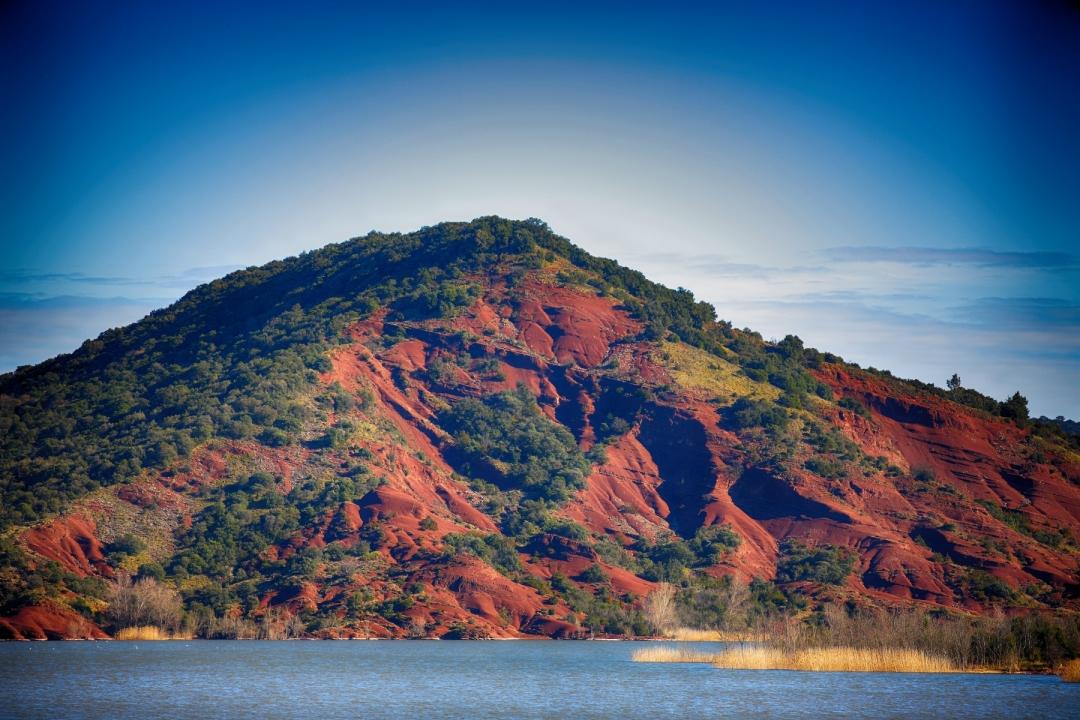 LG-SB Photographie @photographeamontpellier  nature et paysage Lac du Salagou 6