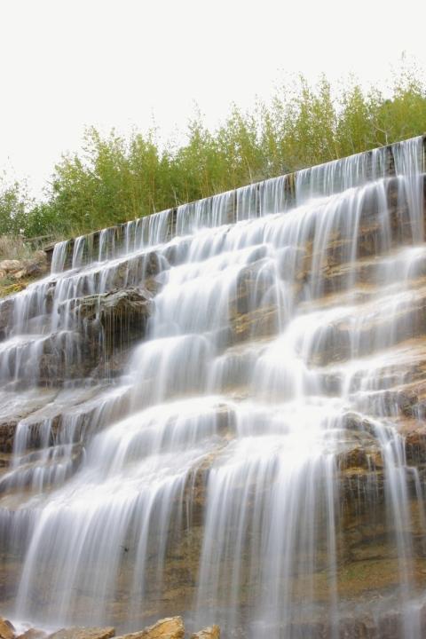 LG-SB Photographie @photographeamontpellier  nature et paysage Cascade lac du Cres