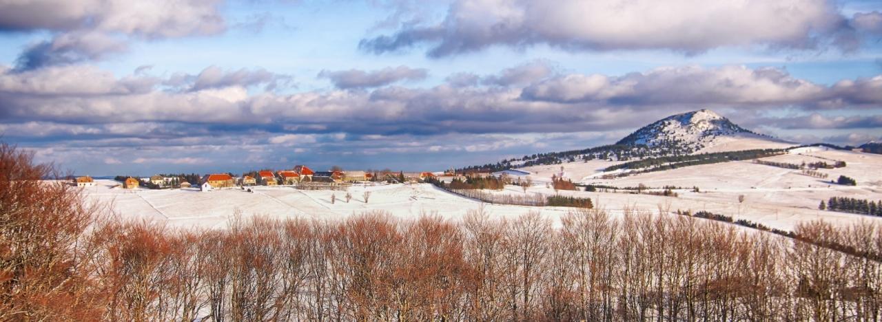 LG-SB Photographie @photographeamontpellier  nature et paysage paysage enneigé Ardèche 0