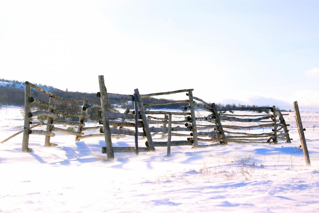 LG-SB Photographie @photographeamontpellier  nature et paysage paysage enneigé Ardèche 4