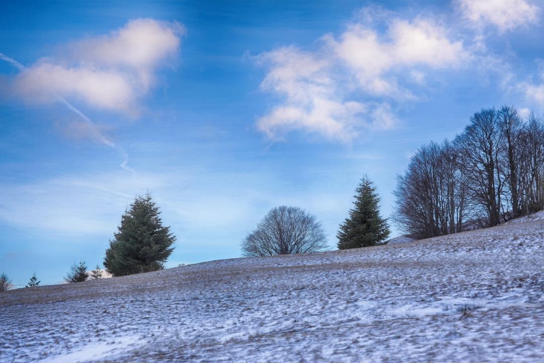 LG-SB Photographie @photographeamontpellier  nature et paysage paysage enneigé Ardèche 6