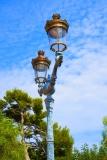LG-SB Photographie @photographeamontpellier  nature et paysage Lampadaire Monaco